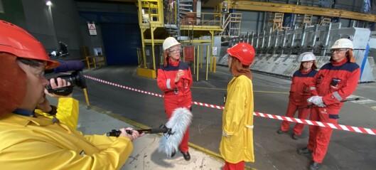 Norsk Hydro sel valseverka for 14,2 milliardar kroner