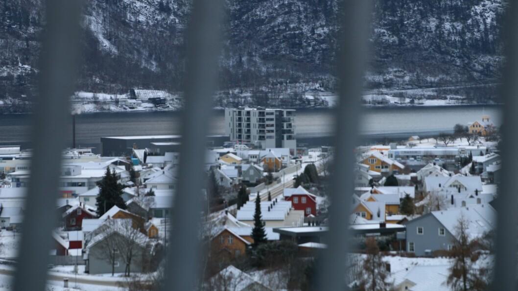 SMITTA: Èin person er stadfesta smitta i Sogndal.