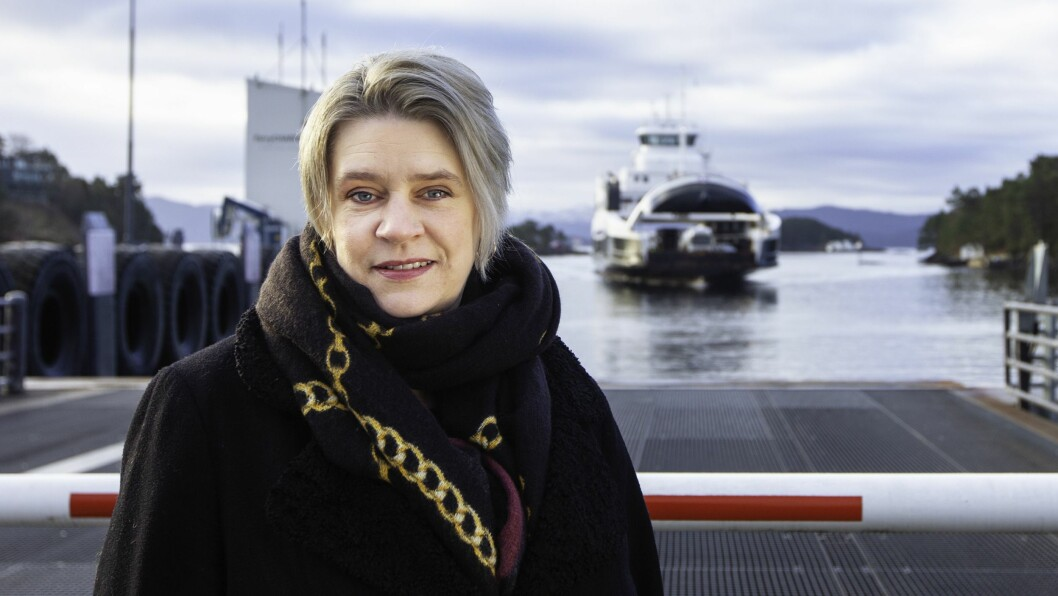 GJENVALGT: Leiar i Vestland Arbeiderparti Marte Mjøs Persen får fornya tillit.