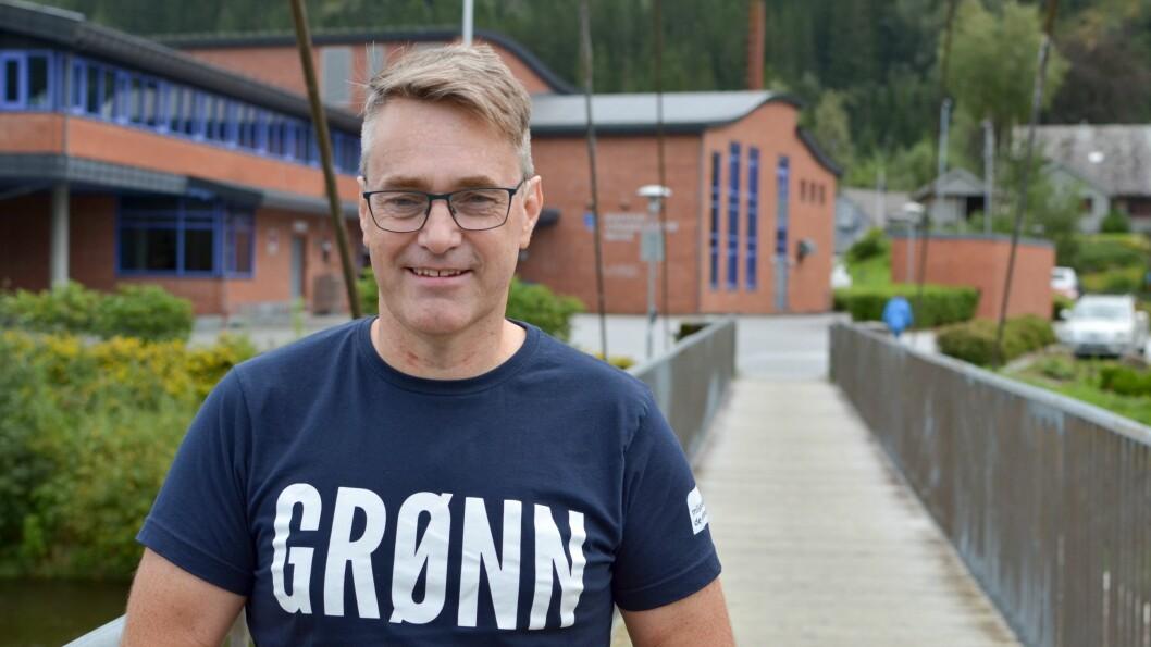 MDG: Marius Dalin 1.-kandidat til Stortinget for Miljøpartiet Dei Grøne i Sogn og Fjordane