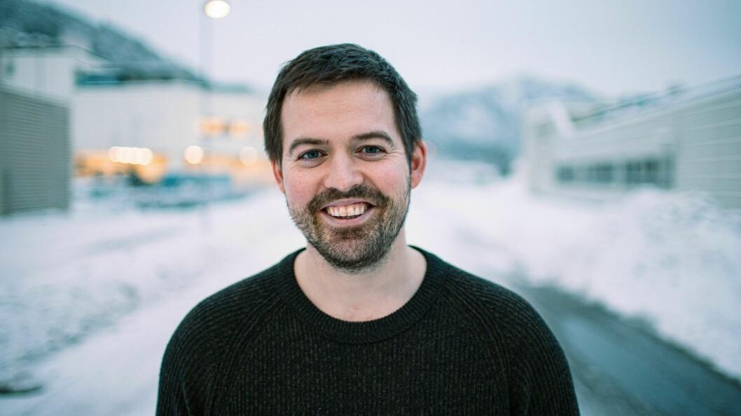 STORTINGSKANDIDAT: Torbjørn Vereide
