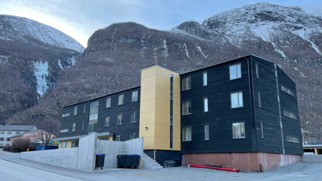 SOGN: Totalt 21 eigedomar har blitt registrert selde den siste veka. Fleire av dei er i dette burettslaget i Øvre Årdal.