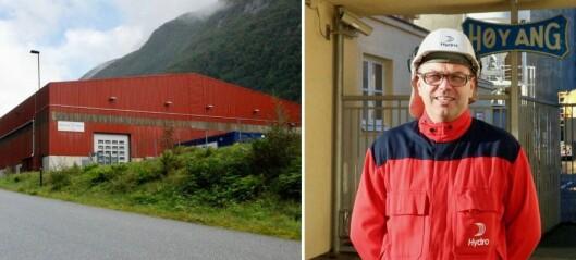 Greier ut nytt resirkuleringsprosjekt i Fundo-bygget. Ordføraren: – Vil vere gull verdt