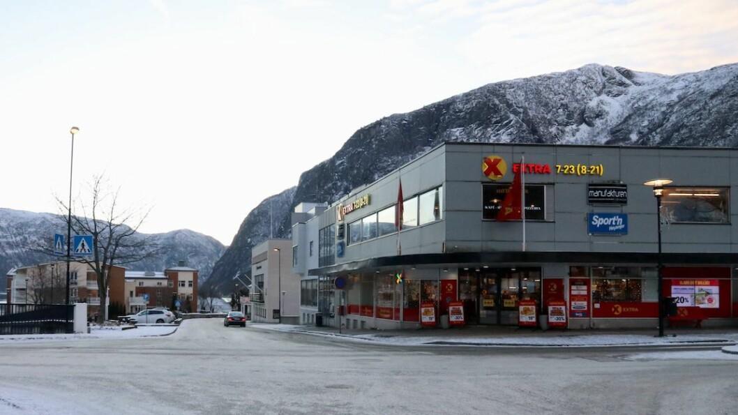 UTFORDRINGAR: Samvirkelaget i Høyanger har hatt fleire stengingar dei siste åra.