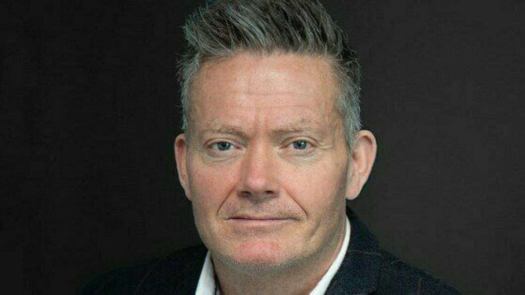 NÆRINGSLOGGEN: Eirik Høyvik i Havyard Production er ein av personanen som har fått ny rolle i næringslivet.