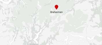Røde Kors rykte ut for å hjelpe fire personar på fjelltur