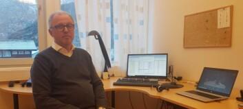 Bakteriar i fjellvatn og bekkar rundt i Årdal: – Naturleg hending