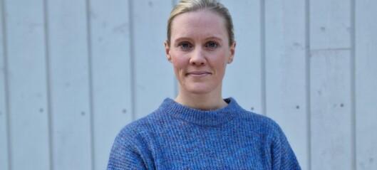 Marit (30) har jobba målretta mot dette heile livet, no blir ho tenestestadleiar