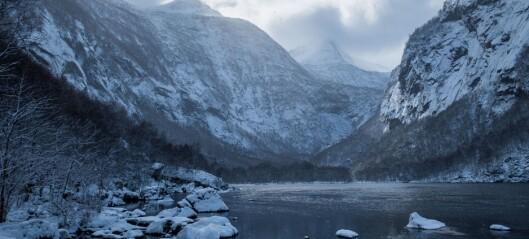Raud skredvarsling og snøføre: Så lenge trur meteorologen vinteren sitt krampetak vil vare