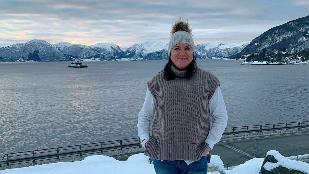SATSAR: Bente-Annita Lavik Coskun held fram med å jobbe for å nå nye kundar