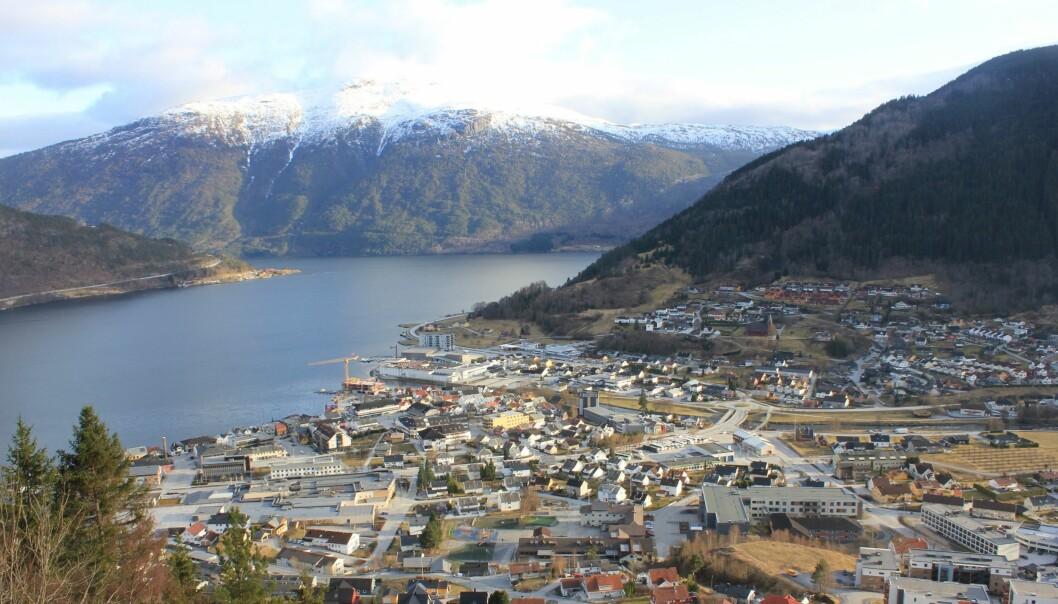 INGEN NYE TILFELLER: Sogndal kommune kan fredag kveld melde om at det ikkje er kome nye positive prøvar etter dagens testing.