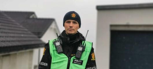 Daude hjortar i veg og hage og ein bråtebrann: Slik var veka for politiet
