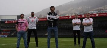 Sogndal Fotball har fått eit nytt namn på drakta – hyllar lokale heltar