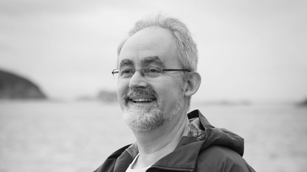 KLAR TALE: Stortingskandidat for Raudt, Geir Oldeide.