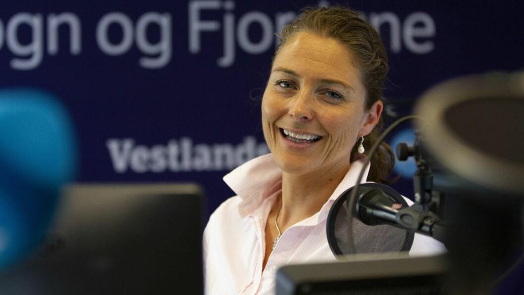 BYTTAR BEITE: Tone Merete Lillesvangstu frå Vik gir seg som programleiar, etter 10 år i NRK.