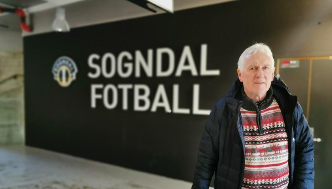 DOMINERTE: Denne gongen fekk Sogndal vist seg, og dominerte kampen, skriv Jon Navarsete.