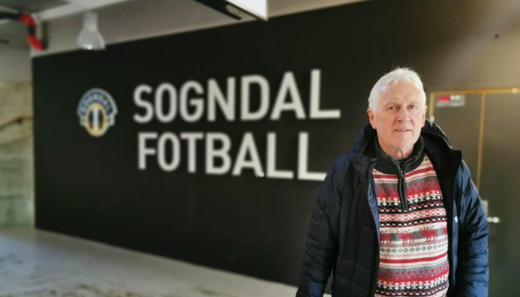 SOGNDAL/GRORUD: Jon Navarsete er tydeleg på at Sogndal må jobba aktivt på treningsfeltet framover, trass sigeren mot Grorud laurdag.