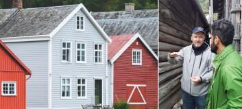Tamnes og Co. startar nytt tilbod på Gamle Lærdalsøyri: – Ein unik mogelegheit