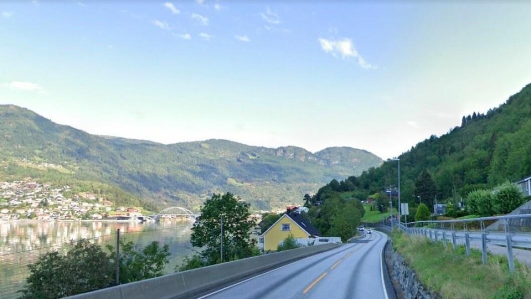 SOGNDAL: På Riksveg 5 i Sogndal var fleire litt for harde på gassen tysdag.