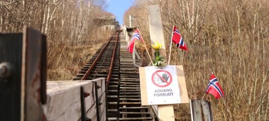 Statkraft om trappene: – Tek til å haste