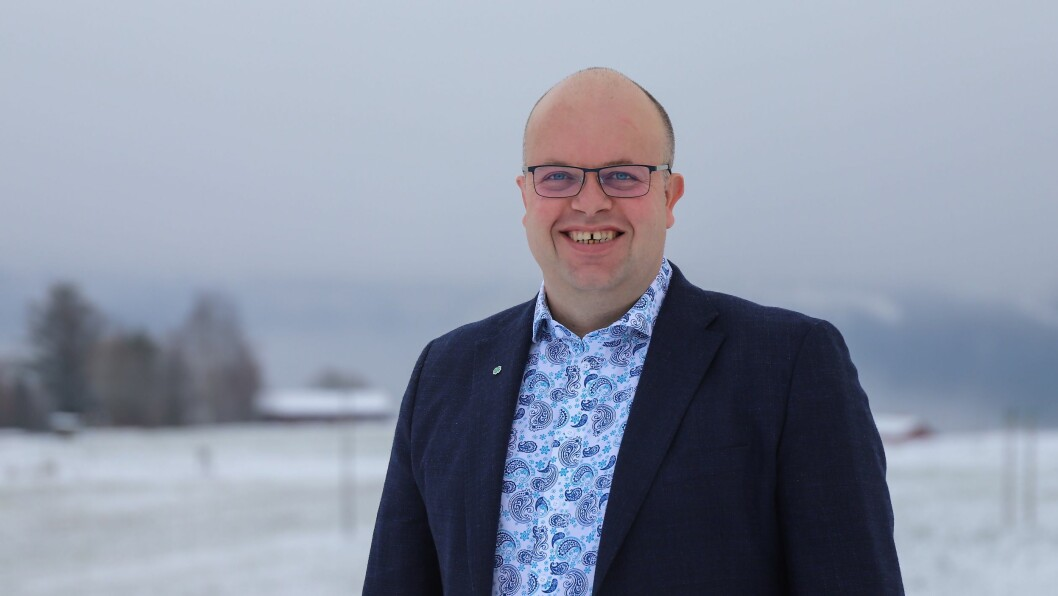 SP: Fylkesleiar Sigurd Reksnes.