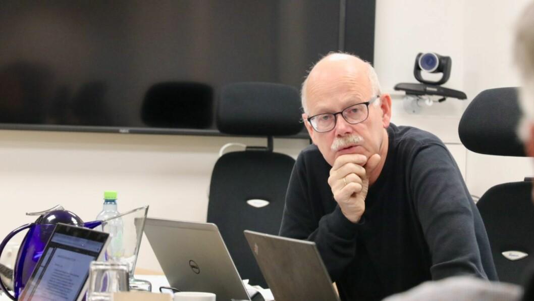 RASSIKRING: Einar Rysjedal (R) meiner prosjekt som Hordfast burde vere uaktuelle så lenge mykje rassikring gjenstår på fylkesvegane.