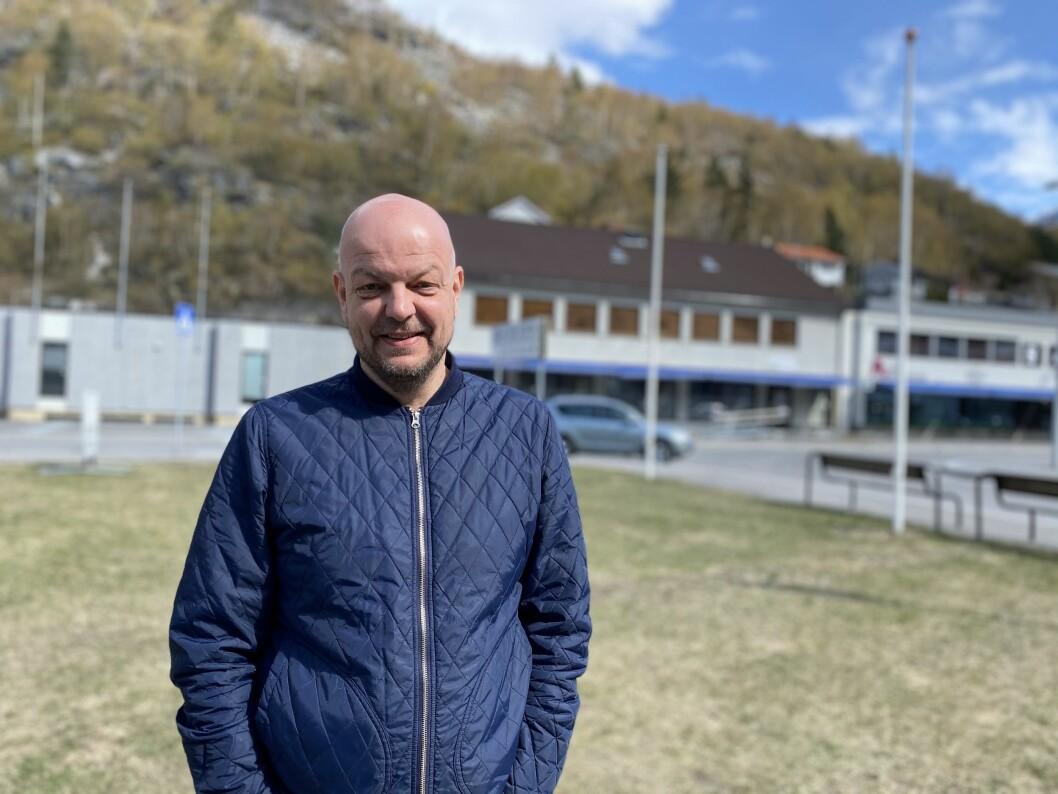 LEIAR: Hilmar Høl i Sogn regionråd.