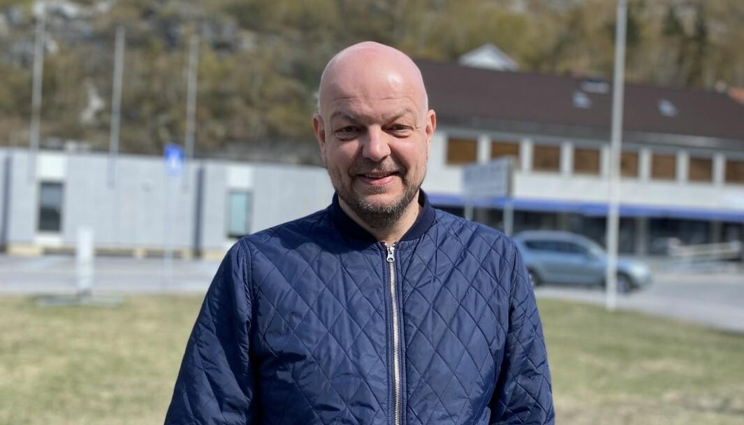 ER FOR: Ordførar Hilmar Høl har alltid vore for Vestland fylke. No er framtida til storfylket sikra.