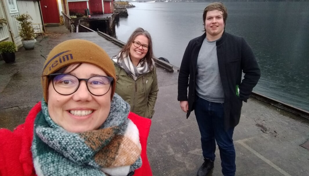 SATSAR: Hege Lothe, Vibeke Johnsen og Hans Christian Andersen Knutssen skriv at dei satsar på distrikta i dette innlegget