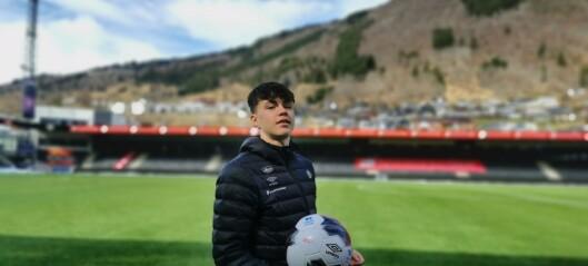 Johan (17) er klar for å ta opp arven: – Vil skaffe mitt eige namn