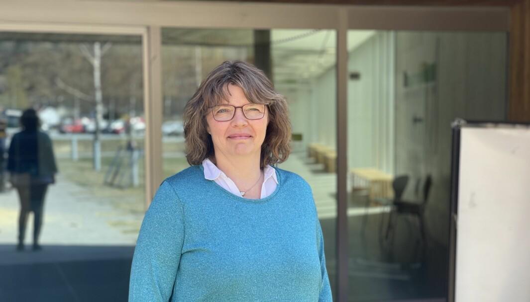 KLAR: Gunn Kirsti Offerdal (SP) meinar det er på høg tid at ungdommen får fast møteplass.