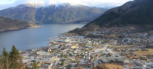 Ein ny smitta i Sogndal