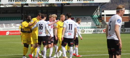 Dette er kvardagen i Obos-ligaen, Sogndal!