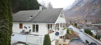 Stor interesse for bustader i Seimsdalen. Her var prislappen nesten 3 millionar.