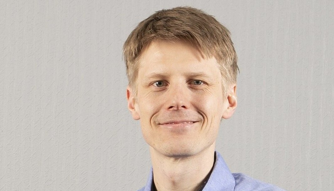 RAUDT: Stephan Øren i Raudt Årdal. Han er 3. kandidat for Raudt ved stortingsvalet for Sogn og Fjordane.