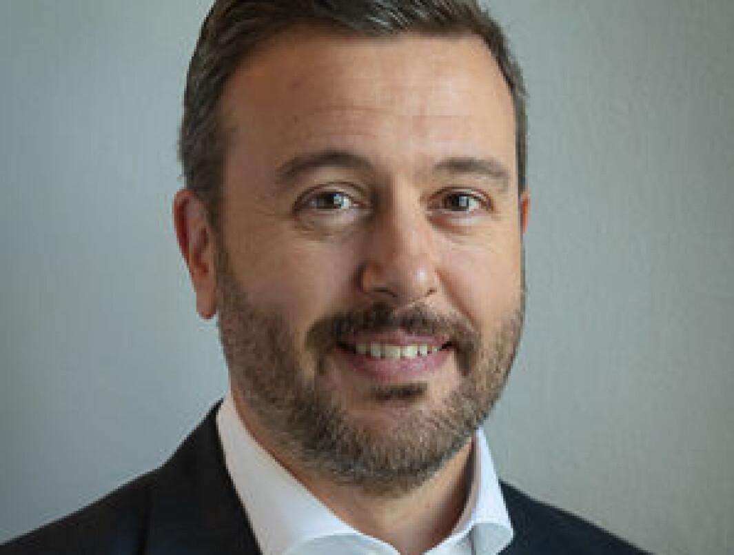 LEIAR: Israel Salvador går inn i rolla som administrerande direktør i NorSun