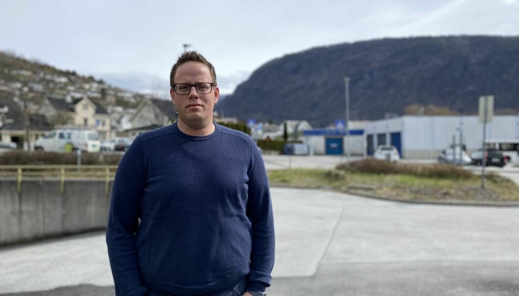 AVGJERD: Kommunalsjef Ole Gunar Krakhellen kan melde at det har kome ei avgjerd i den årslange saka.