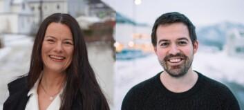 Beskjeden frå Marie Helene og Torbjørn er klar: Ikkje kødd med sjukeløna