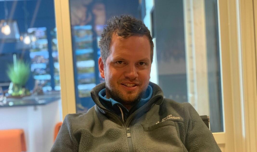 UTVIKLING: Sognehus AS ønskjer å utvikle Hodlekve ved å gje nye kjøpegrupper ei moglegheit til å skaffe seg hytte, ifølgje dagleg leiar Terje Thorsnes.