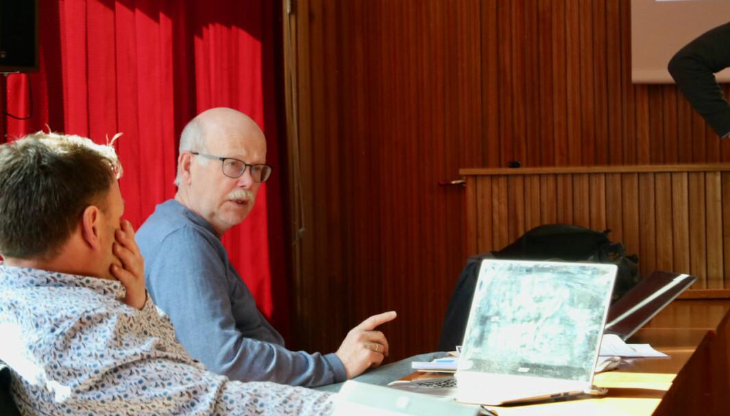 FORSLAG: Einar Rysjedal (R) fekk støtte frå Sp og dermed fleirtal for forslaget sitt i saka.