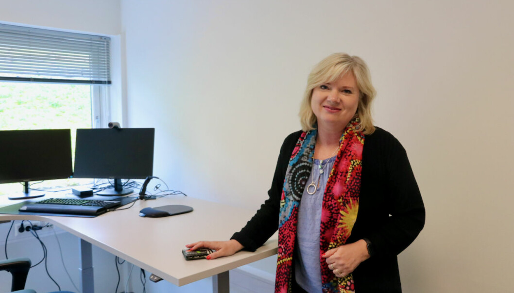 NATUR: Kommunedirektør Irene Søreide og administrasjonen hennar meiner ein naturmangfaldsplan vil hjelpe kommunen i arbeidet med både ny samfunnsplan og arealplan.