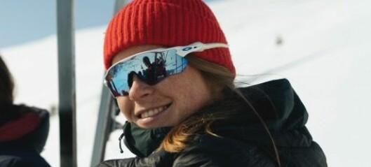 Anniken (25) og co. hadde låge forhåpningar, men fekk ein positiv overrasking på skituren