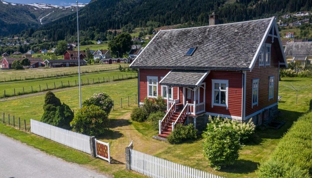 Med tilskotet frå Kulturminnefondet vil dei opne Høyvikhuset for alle mann.