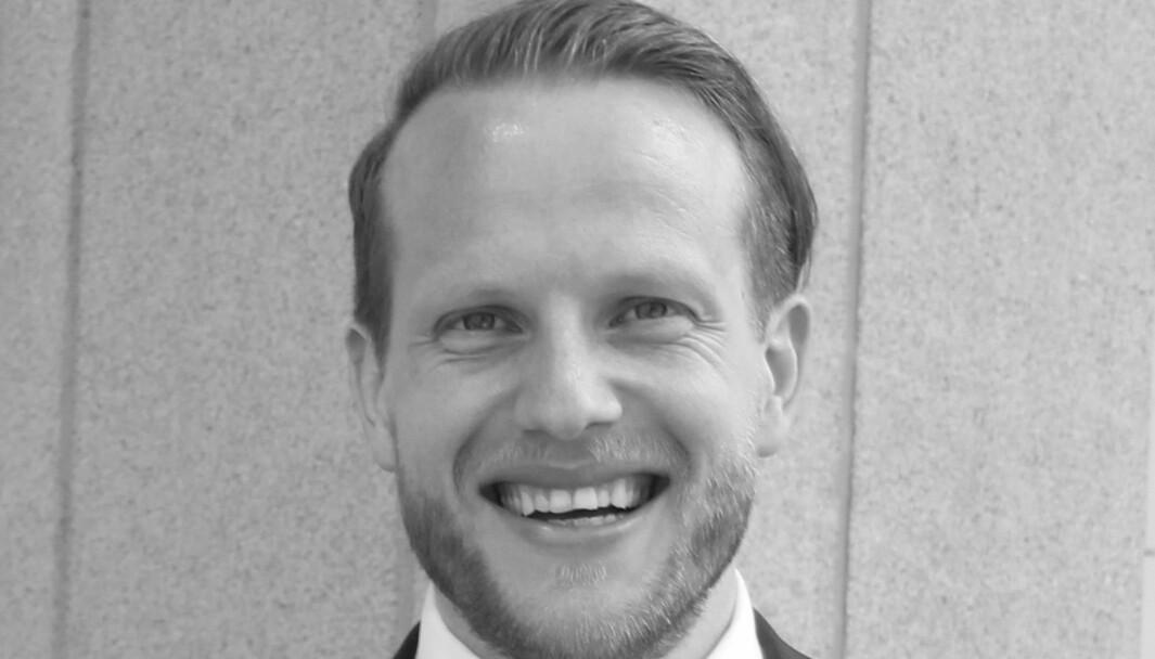 DAGLEG LEIAR: Andreas Storsveen Romøren er dagleg leiar i Qualitech Engineering AS.