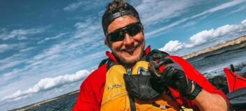 Sigbjørn Bøtun (28) er ein av få utvalte: Skal representera norsk friluftsliv