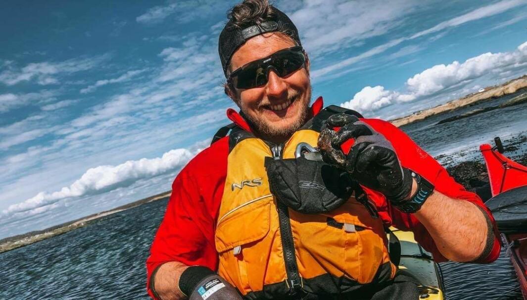 FRILUFTSMANN: Sogningen er blitt ambassadør for Norsk Friluftsliv