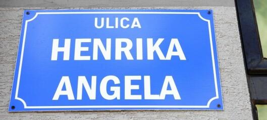 Historisk Lustring fekk gate oppkalt etter seg i Montenegro: Lærte kongefamilien å stå på ski