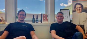 Ideen vart til under pappaperm – no drøymer dei om bryggeri i Høyanger