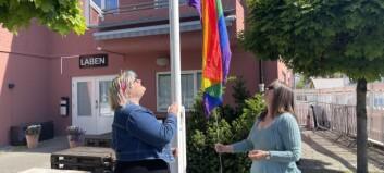 Skal heise flagget til topps: – Dersom me skal skape openheit er me nøydd å ta initiativ
