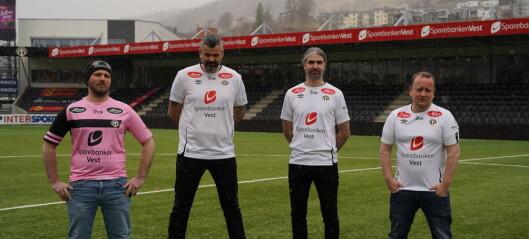 Spelar i Sogndal for fyrste gong på ti år: – Det er på tide å kome seg heim